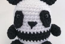 Pandy Panda Rechoncho / patrón rechoncho