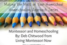 Homeschool / by Sarah M Schultz Designs