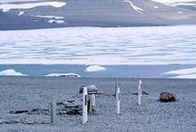 Polarexpedition- Alaska, Greenland, Northpole