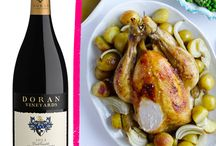 Food and Wine Pairing / Wine and food combos for Friday-night dinner.