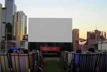 Outdoor Cinema Project