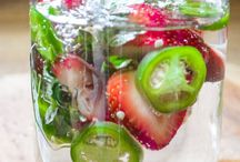 Infused Water / by Amy Everitt