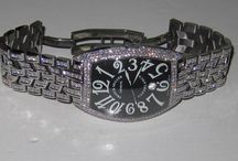 """Men's Franck Muller Watches / All Watches and Photos Are Property of Loucri Jewelers. Only Watches Currently in Stock Will Have a """"Website Link"""""""