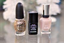 Nail Polish + Nail Lacquers  / Pretty Product Shots and Color Combos / by Maegan Tintari | ...love Maegan