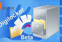 Digital Locker / Create Digilocker account and avail the various benefits of documents storage in online medium.