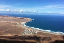 Lanzarote / Where we are and why we are here Donde estamos y porque aquí Wo wir sind und warum hier