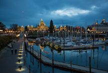 Victoria BC / by Kenmore Air