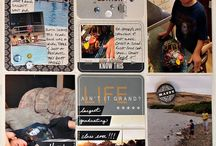 Project Life | Pocket Page Inspiration / #projectlife #simplestories #wrmk #pocketpages #couturecreationsaus