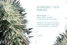 Epidemia / Epidemy - Monika Rubaniuk - BWA Wrocław / Epidemia / Epidemy - Monika Rubaniuk - 24 kwietnia – 17 maja 2014 Galeria Szkło i Ceramika – BWA Wrocław. Ekspozycja nawiązuje do tematu wiodącego zarówno poprzez formę obiektów szklanych, jak i ich usytuowanie niczym kolonii...  http://artimperium.pl/wiadomosci/pokaz/254,epidemia-epidemy-monika-rubaniuk-bwa-wroclaw#.U1JflPl_uSo