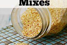 Season mixes / Spices