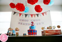 Boys Birthday Party Ideas / by Lindsey White