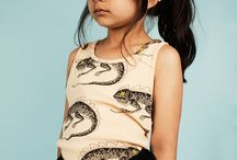 Spring Summer 2014 Kids Fashion / The coolest kids' fashion to hit the street this spring by brands like Mini Rodini, Munster Kids, La Miniatura, Little Eleven Paris and more! #kids #fashion #minirodini #munsterkids #laminiatura #rowdysprout #baby #clothing #enfant