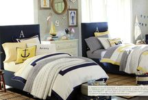 Boys Rooms / by Leslie Downen