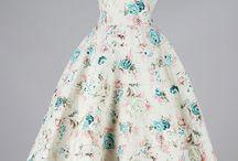 1950s Vintage Dresses
