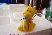 Modelado PaP / Visitá nuestra página en facebook: www.facebook.com/RainbowCreaciones