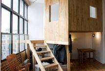 Mezzanine loft ideas