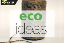 Eco Ideas / Environmentally responsible DIY ideas