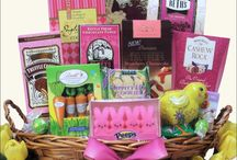 GreatArrivals Gourmet Easter Gift Baskets 2015 / Introducing GreatArrivals' new line of Gourmet & Wine Easter Baskets! Delicious Easter and spring themed chocolates, sweets and treats!