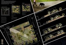 Architectural Boards   Tavole di Architettura / Idee di layout da cui trarre ispirazione!
