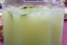 cool refreshing beverages
