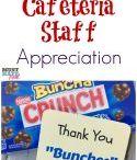 Staff Appreciation Ideas