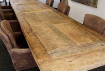 Tafels - Tables - Mesas