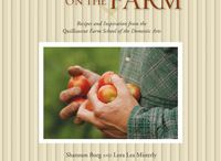 Cheese! / Cheese! We love cheese, but we especially love local, handmade, organic cheeses. Guess that's why we published a book about the topic!   See Chefs on the Farm for more info: http://ow.ly/fEP68