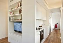 40 sq.m design / Interior