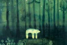 Dans la forêt (Into the woods)