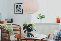 Idéer vardagsrum