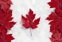 Oh Canada-150 years old 1st July 2017 / A beautiful country