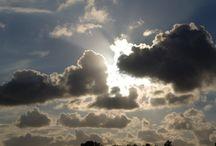 Aria / Nuvole, cielo