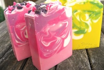 Ihania saippuoita maailmalta / Lovely soap from others