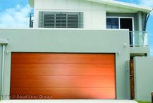 Garage Doors / Steel-Line is widely recognized in the industry for being the trend setters and pioneers of garage doors. We offer a full range of garage doors with a difference.