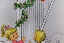 Cartes harpe