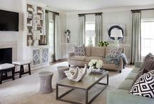 Living room / by Kate Pollard