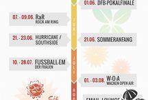 Infografiken Deutsch / by Martin Steiner