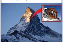 Schweiz Mattahorn