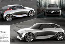 Automotive Sketch Ideas