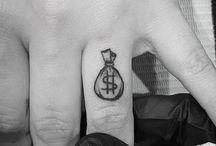 Money Tatoo