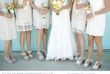 Wedding: the look / Loves these looks...