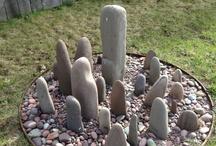kőkertek, stone garden / kőkertek, stone garden