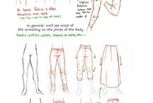 Clothing Folds -Tutorial-