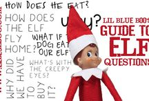Holidays Christmas Elf / by Tracy Etienne