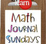 Math / by Linda Langlois