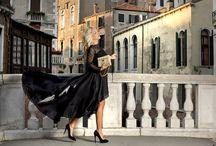 Fashion tour - Venice / shooting in Venice