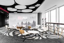 Kinnarps - Office inspiration, Office spaces, Office furniture / Inspiracje przestrzeń pracy, Workspace Solutions