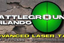 Battleground Orlando - Tactical Laser Tag