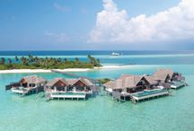 Per Aquum Niyama / A unique luxury resort spread across a pair islands in the Maldives.