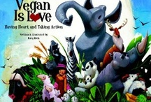 Teach the kids kindness / Books for my vegetarian kids / by Connie (The Clever Nest)